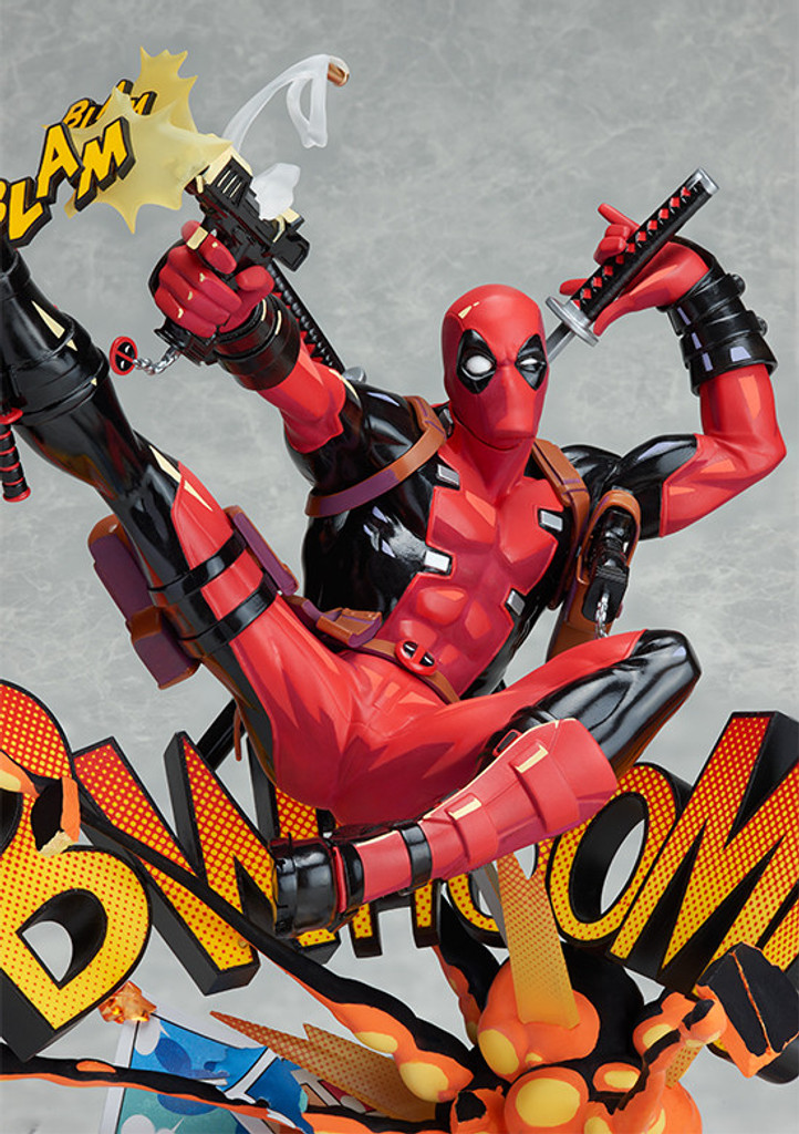 Good Smile Deadpool - Breaking the Fourth Wall Action Figure