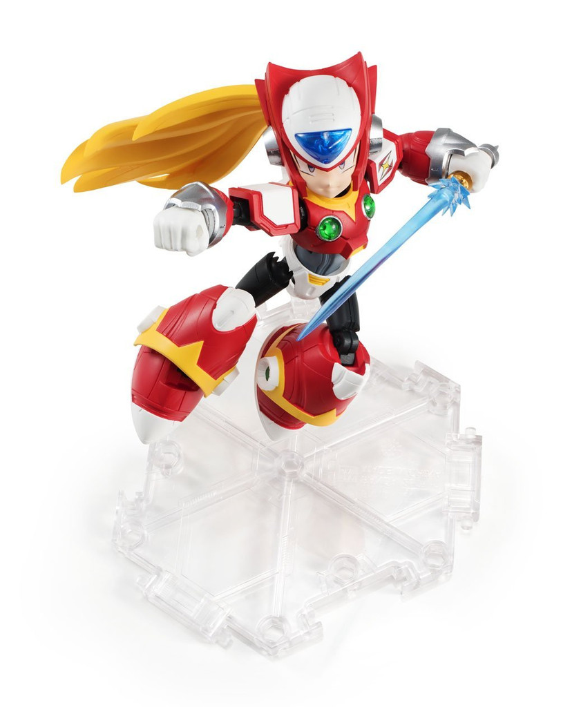 Bandai NXEDGE Style Mega Man Unit Zero (Rockman) Action Figure