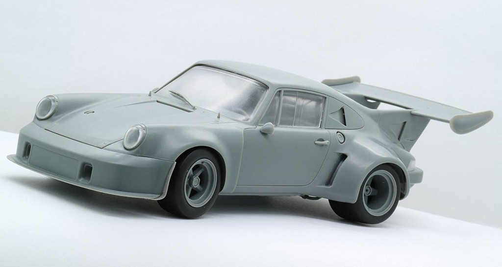 Fujimi CW14 Circuit Wolf Porsche 911 Carrera RSR Tuebo 2.1 Hayase Sakon 1/24 scale kit