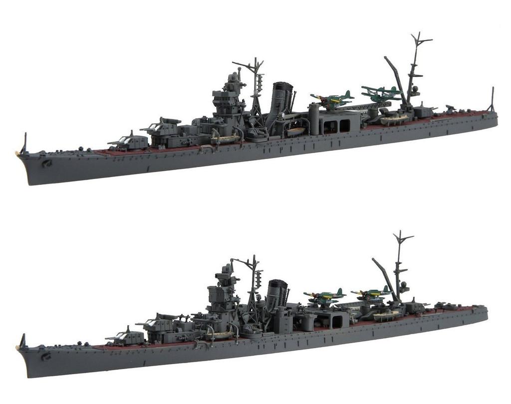 Fujimi TOKU SP65 IJN Light Cruiser Agano / Noshiro 1/700 Scale kit