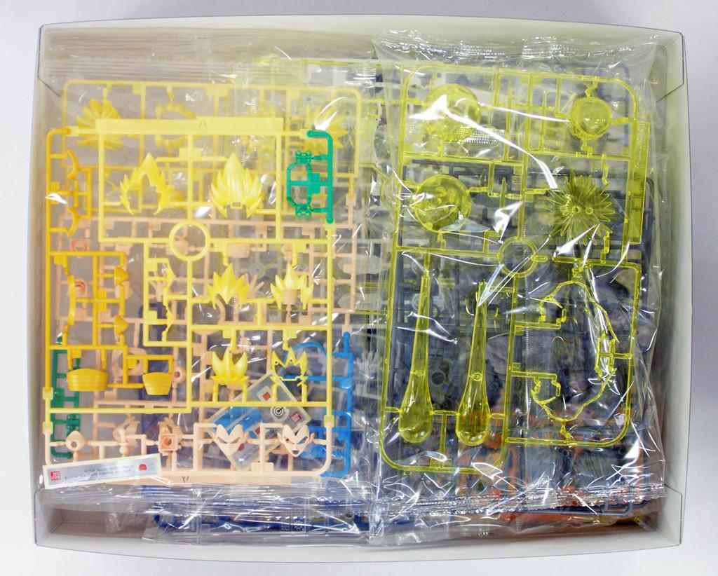 Bandai Figure-Rise Standard 196105 SUPER SAIYAN TRUNKS & VEGETA DX Set Plastic Model Kit