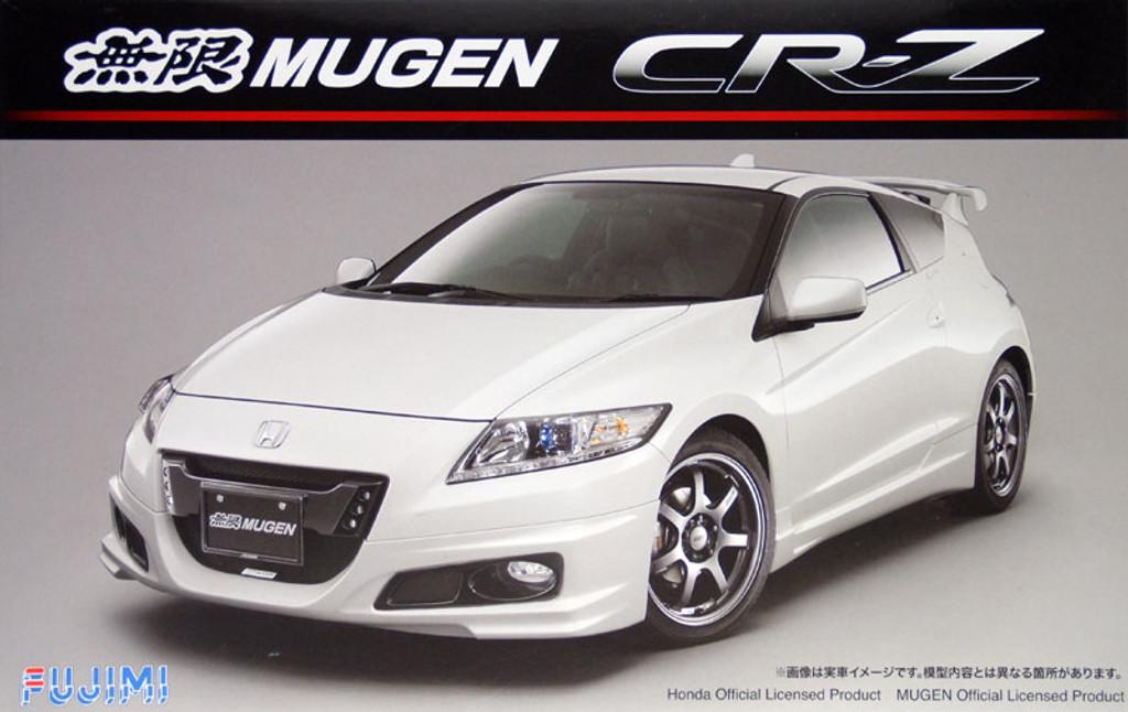 Fujimi ID-175 Honda Mugen CR-Z 1/24 Scale Kit