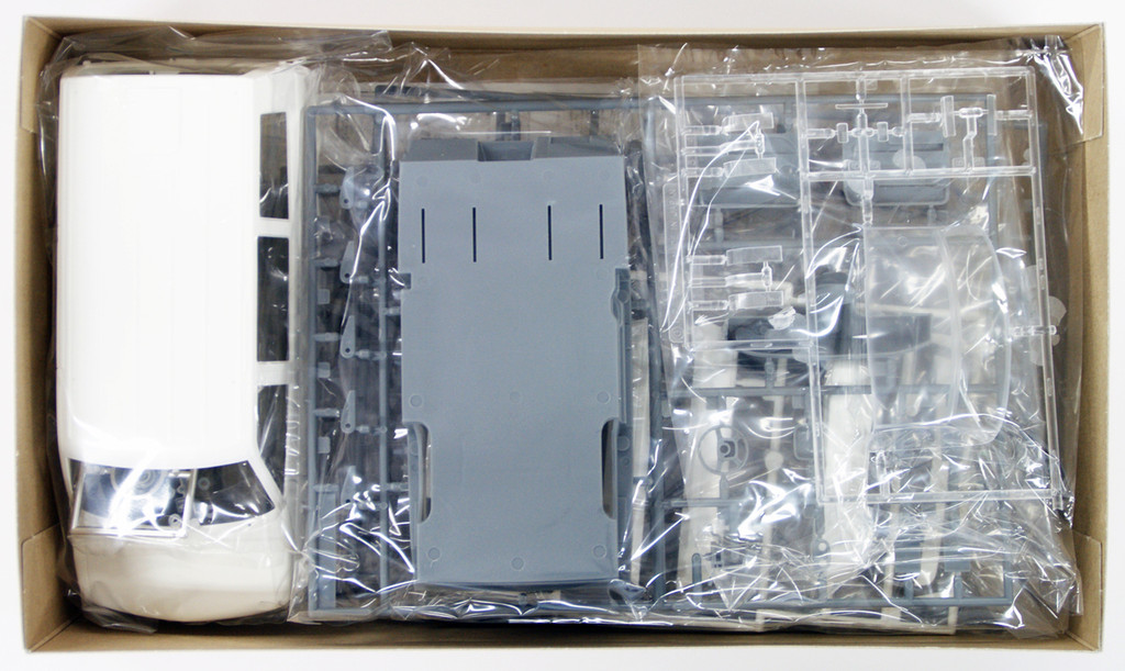 Fujimi RS-87 Chevrolet Astro LT 4WD 1/24 Scale Kit