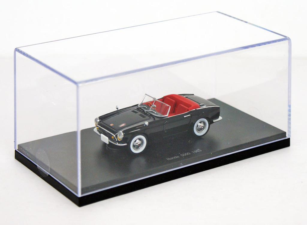 Ebbro 45467 Honda S500 1963 Black 1/43 scale