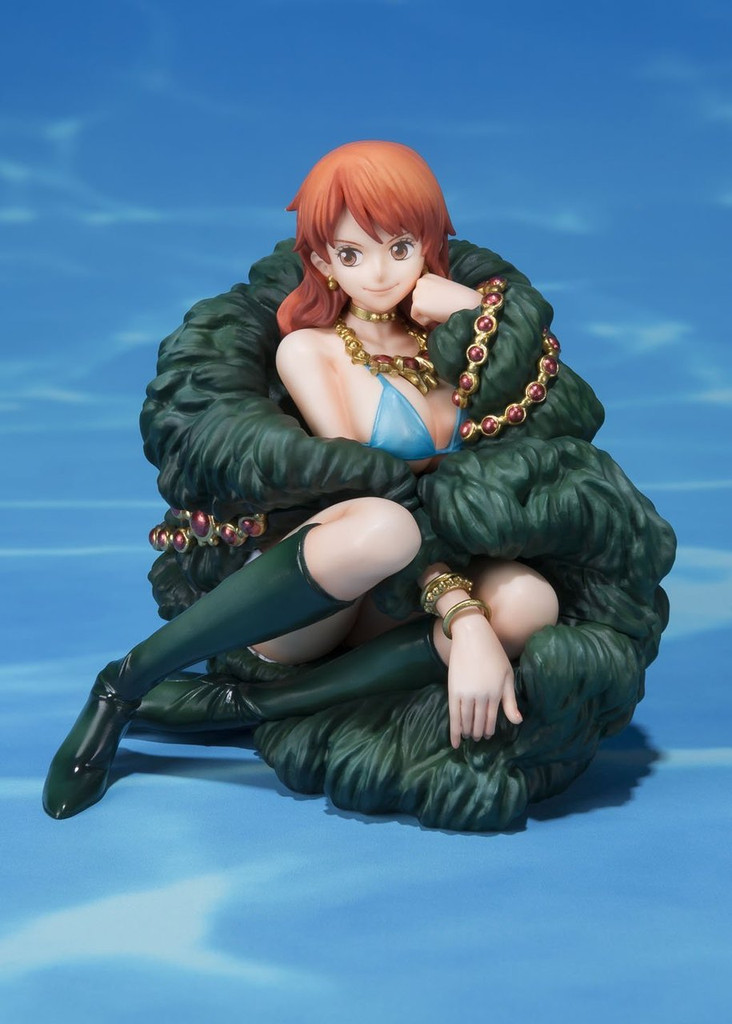 Bandai 177463 Figuarts ZERO Nami One Piece 20th Anniversary Figure