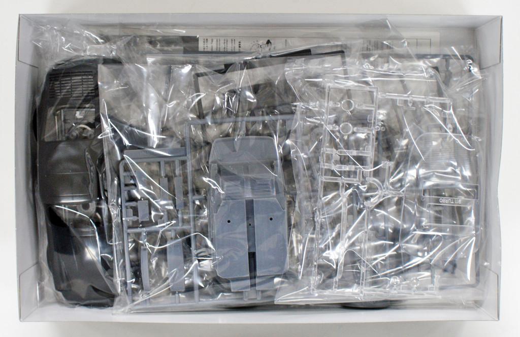 Fujimi 181325 Wangan Midnight Series #2 Black Bird 1/24 scale kit