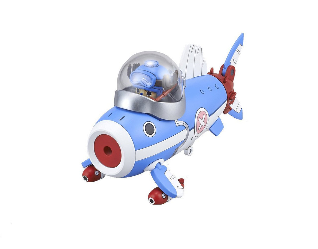 Bandai ONE PIECE CHOPPER ROBO 03 Chopper Submarine non scale kit 894328