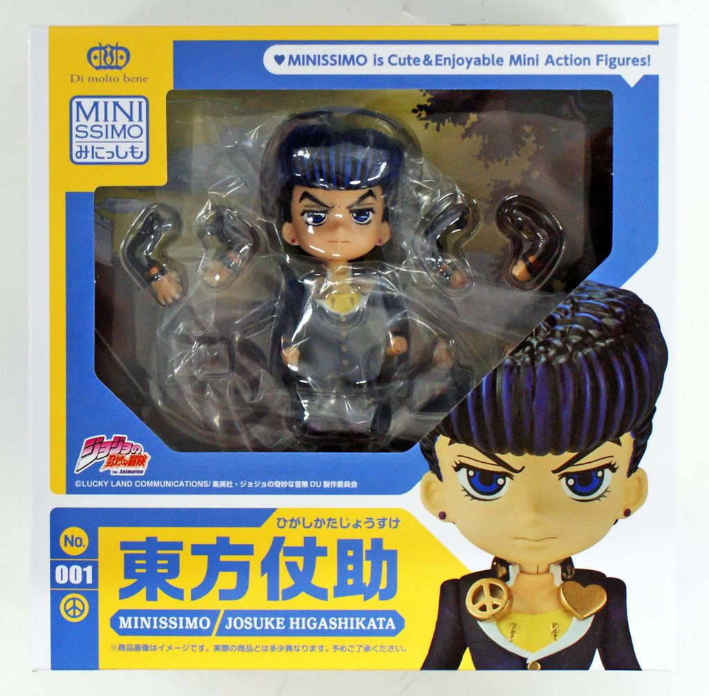 Di molto bene Minissimo Jojo's Bizarre Adventure Part 4 Higashikata Josuke Figure