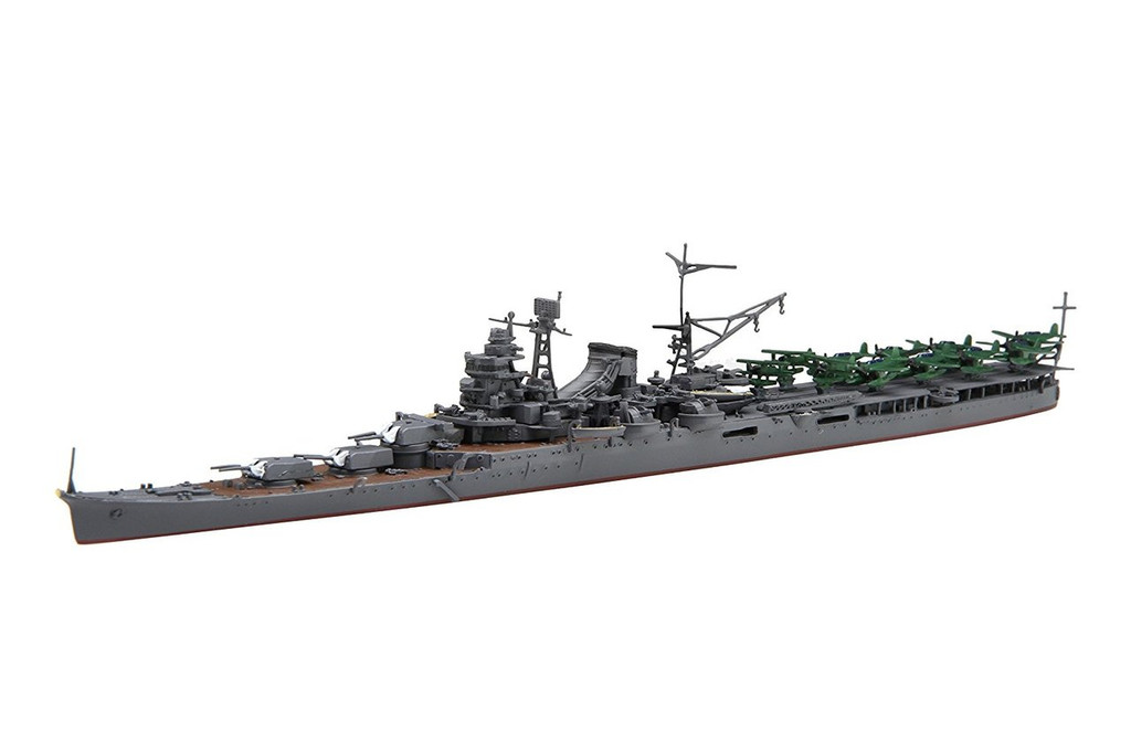 Fujimi TOKU SP75 IJN Cruiser Mogami 1943/1944 DX 1/700 scale kit