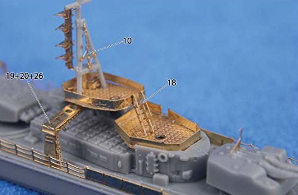 Fujimi TOKU SP76 IJN Destroyer Yukikaze 1945 DX 1/700 scale kit