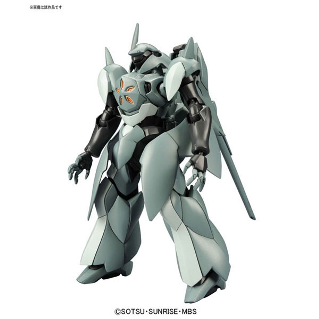 Bandai Gundam HG AGE-08 BAQTO (OVV-a) 1/144 Scale Kit