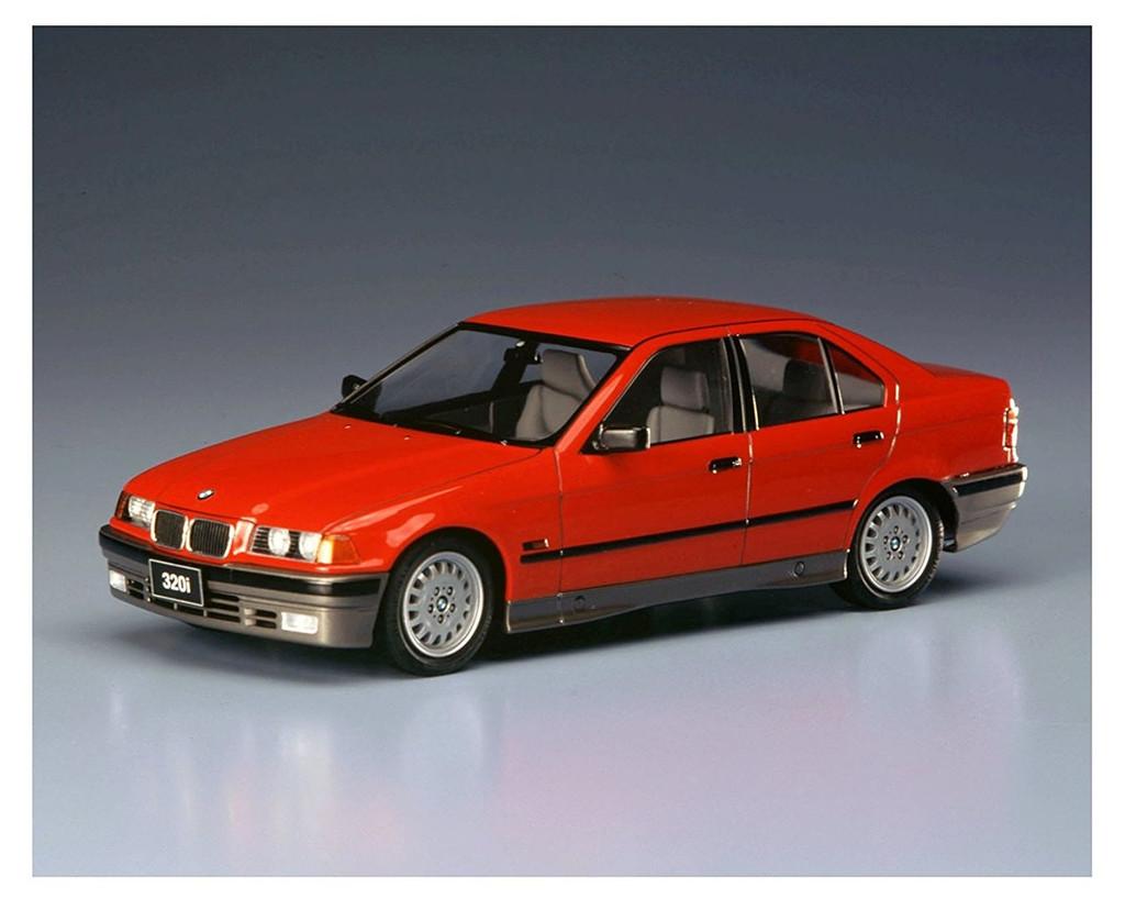 Hasegawa 20313 BMW 320i 1/24 scale kit