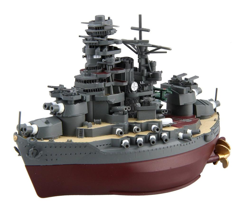 "Fujimi TK34 Chibi-maru Kantai Fleet IJN Battleship ""Mutsu"" Non-scale kit"