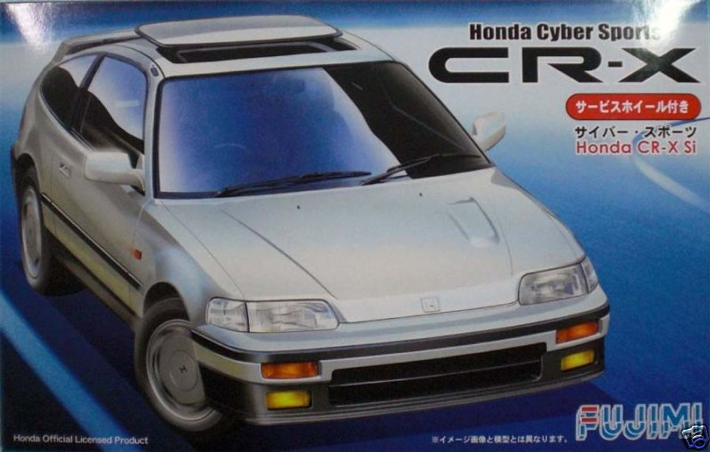 Fujimi ID-140 Honda Cyber Sports CR-X Si 1/24 Scale Kit