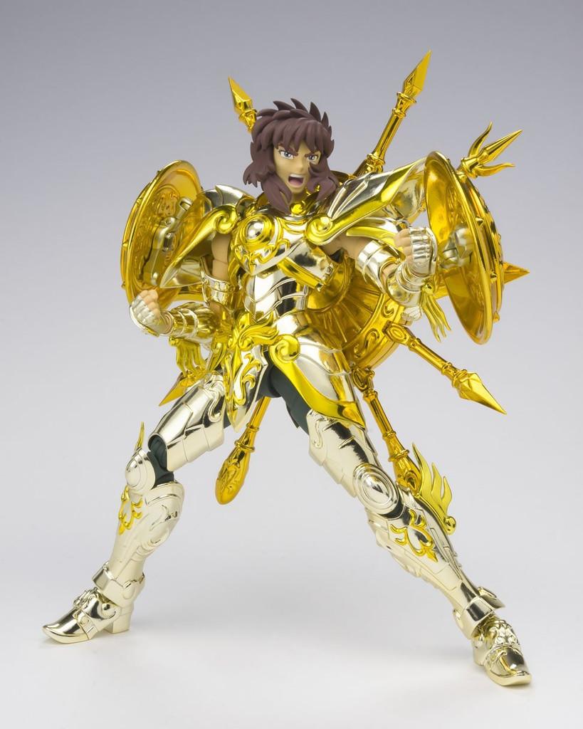 Bandai 186601 Saint Seiya Myth Cloth EX Libra Dohko Figure