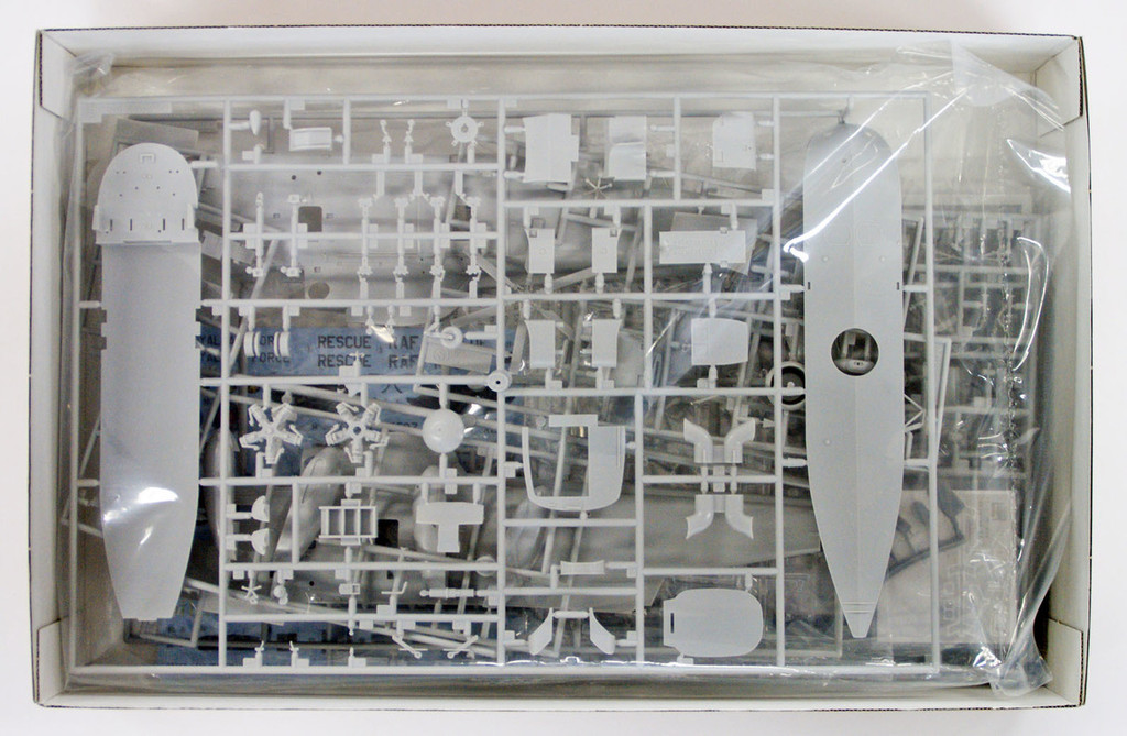 """Hasegawa 07456 Seaking Har. Mk.3 """"Falklands"""" 1/48 scale kit"""