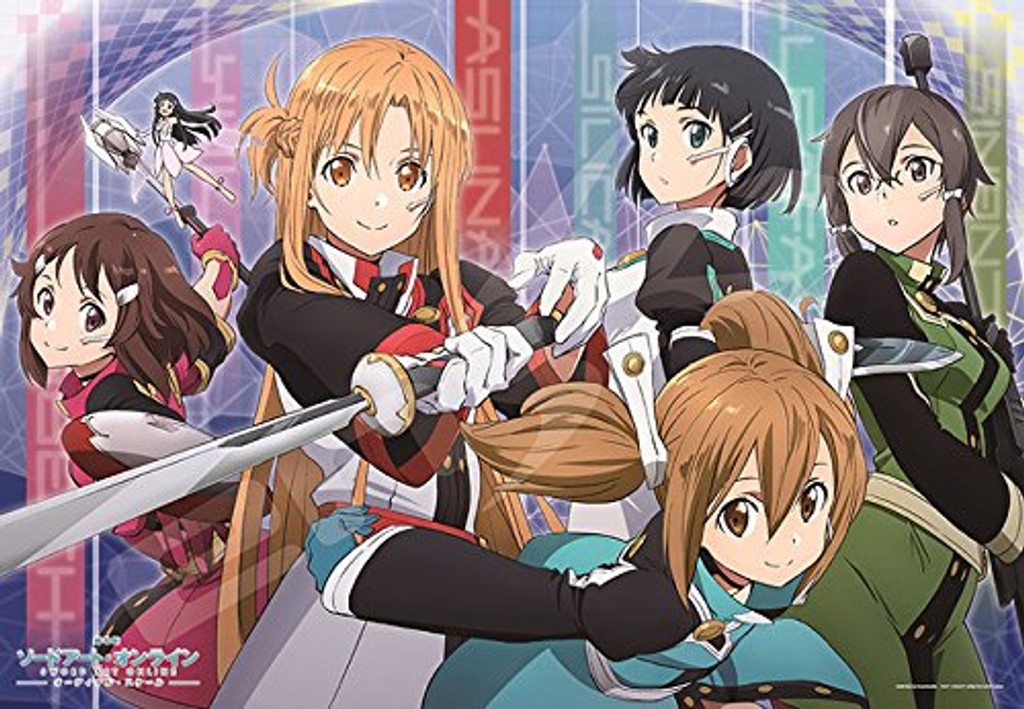 Ensky Jigsaw Puzzle 1000T-58 Sword Art Online Movie Ordinal Scale (1000 Pieces)