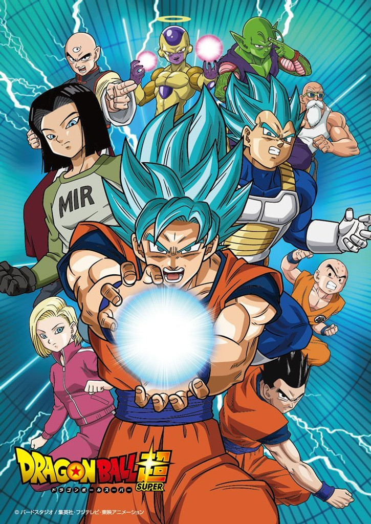 Beverly Jigsaw Puzzle 100-011 Dragon Ball Super Universe 7 (100 L-Pieces)