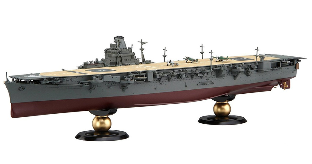 4968728422558  Fujimi FH-40 IJN Aircraft Carrier Junyo 1944 (Full Hull) 1/700 scale kit