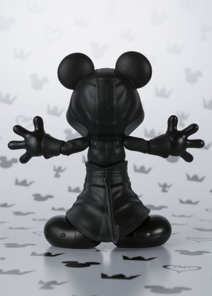 Bandai 191971 S.H. Figuarts King Mickey Action Figure (Kingdom Hearts II)