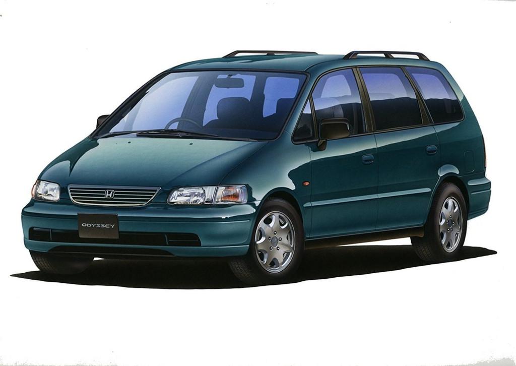 Fujimi ID-255 Honda ODYSSEY '95 L Type (4WD) / S Type 1/24 scale kit