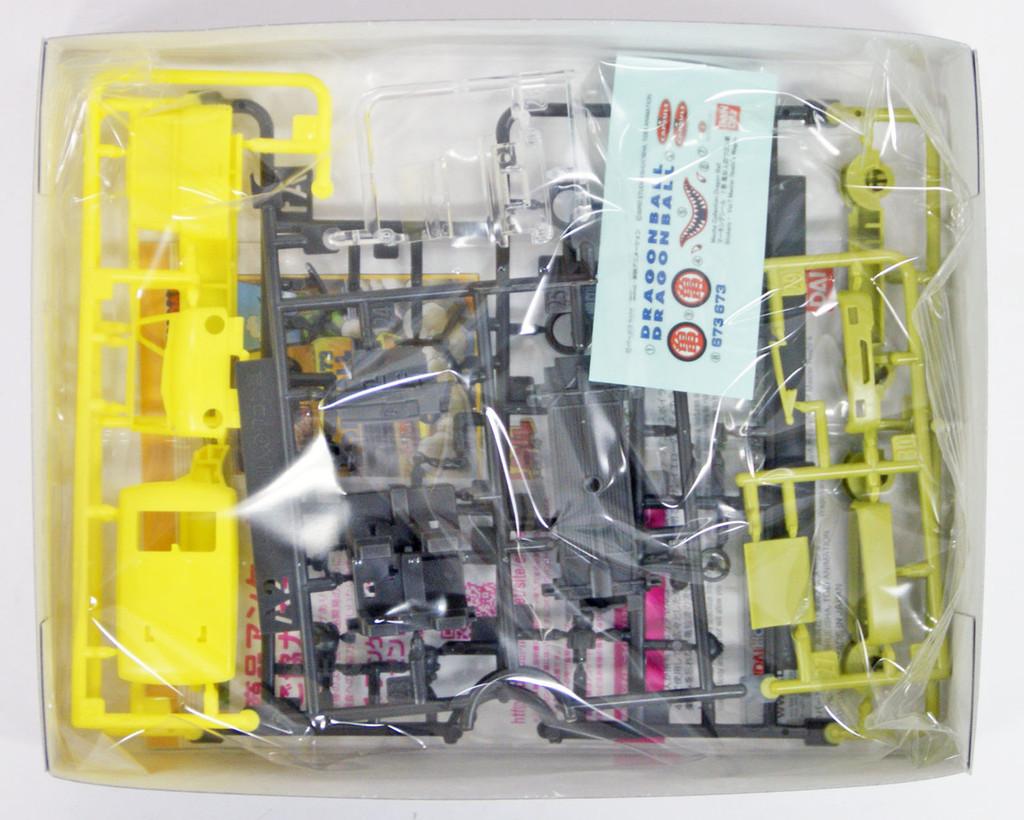 Bandai 176244 Dragon Ball Master Roshi's Wagon non Scale Kit  (Mecha Collection Dragon Ball No.07)