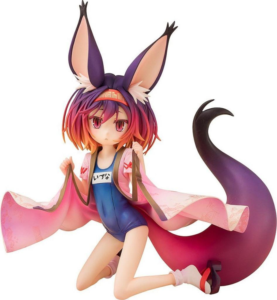 Aquamarine Hatsuse Izuna: Swimsuit style 1/7 Scale Figure (No Game No Life)