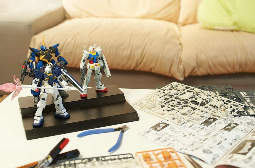 Bandai 210504  Collection Stage (Clear)