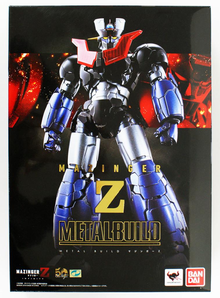 Bandai 192602 Metal Build Mazinger Z Infinity (2018) Figure