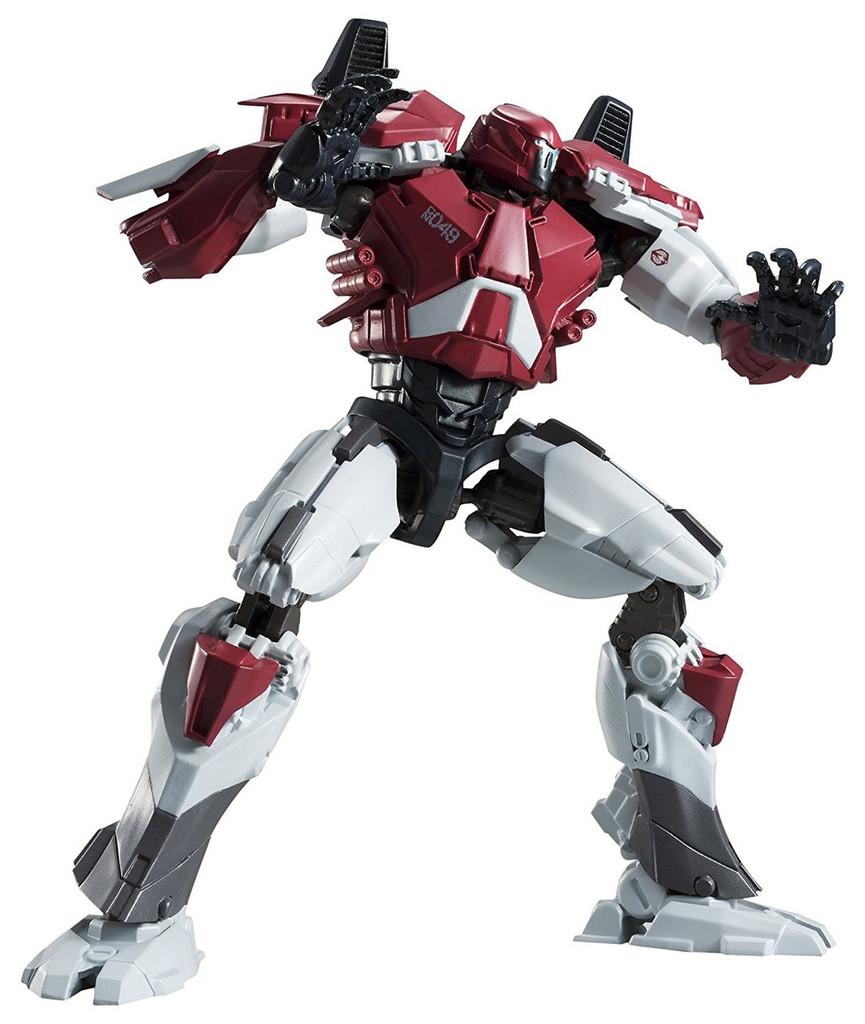 Bandai 208600 Robot Tamashii SIDE JAEGER Guardian Bravo Figure (Pacific Rim Uprising)