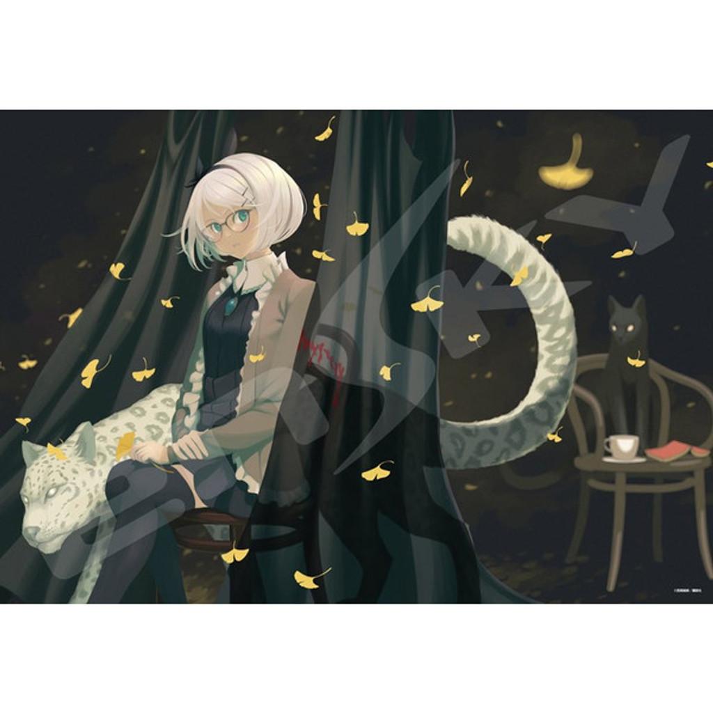 Ensky Jigsaw Puzzle 1000T-62 Bokyaku Tantei Okitegami Kyoko Nisio Isin (1000 Pieces)