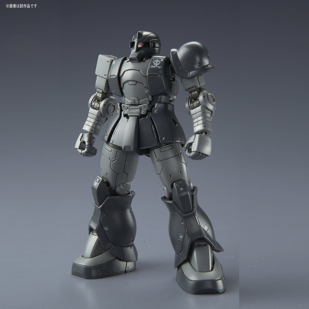 Bandai Gundam The Origin 018 ZAKU I (Kycilia's Forces) 1/144 Scale Kit