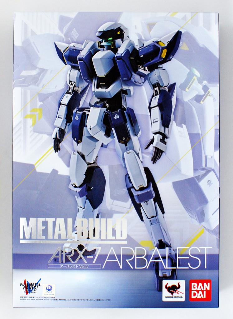 Bandai 177388 Metal Build Arbalest Ver.IV Figure (Full Metal Panic!)