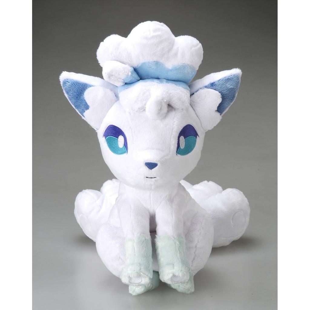 Takara Tomy Pokemon Plush 1/1 scale Lillie's Snowy (Alola Vulpix) 101994
