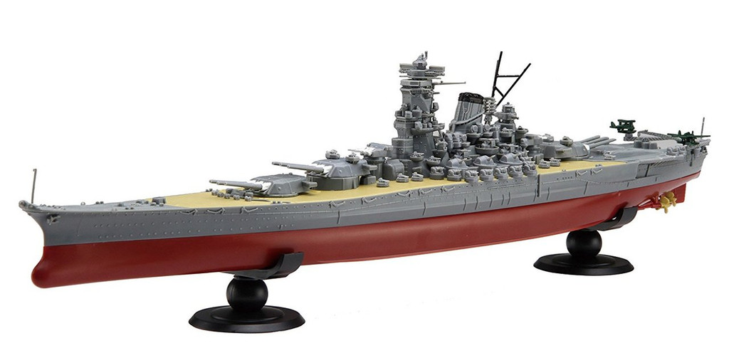 Fujimi FUNE NEXT SP3 IJN Battleship Yamato Perfect 1/700 scale kit
