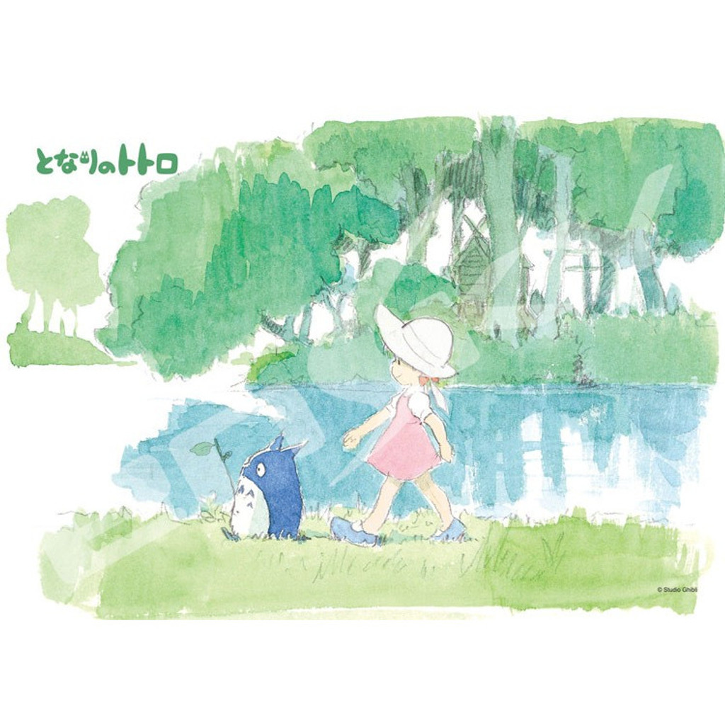 Ensky Jigsaw Puzzle 108-413 My Neighbor Totoro Studio Ghibli (108 Pieces)
