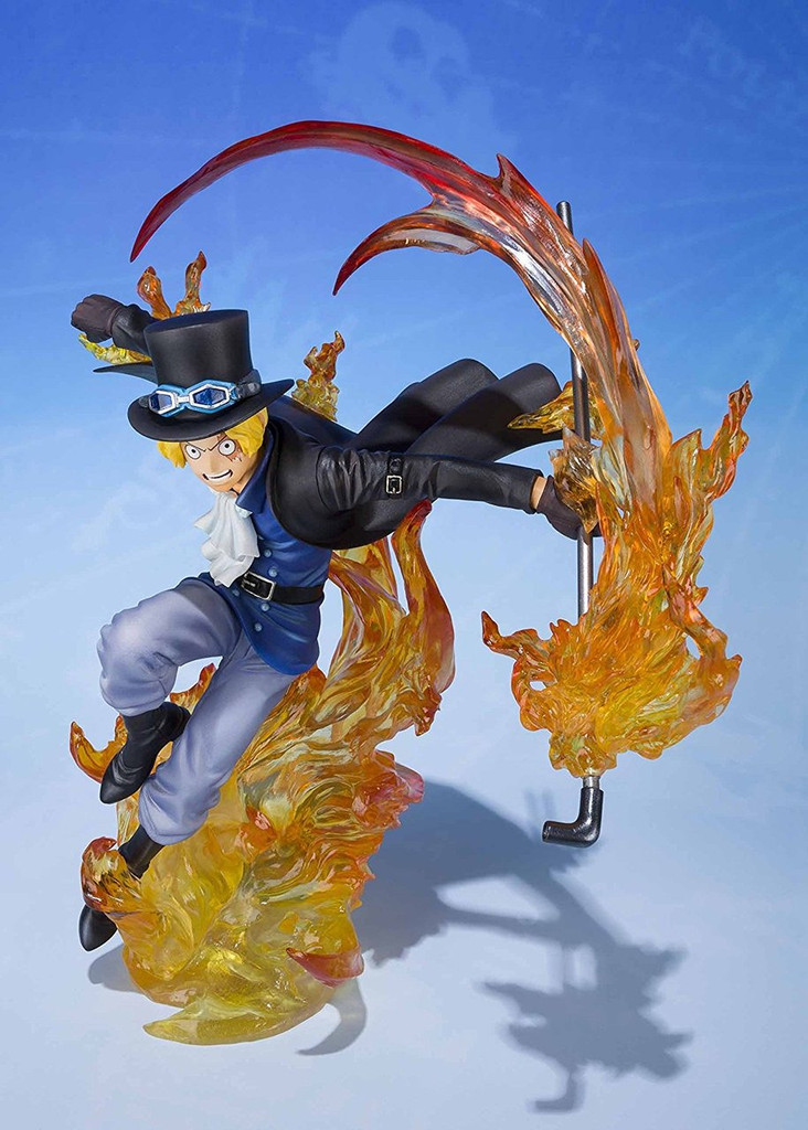 Bandai 197850 Figuarts ZERO Sabo -Fire Fist- Figure (One Piece)
