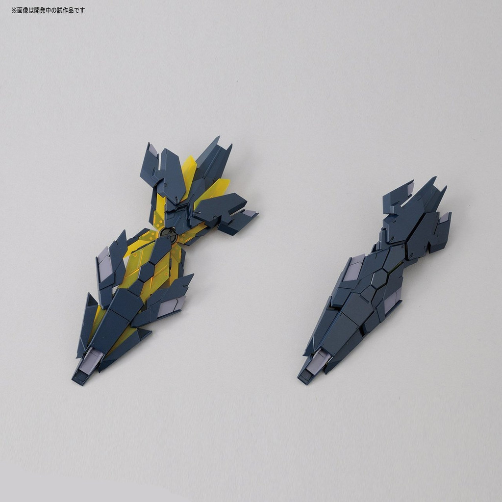 Bandai RG-27 Unicorn Gundam 02 Banshee Norn (Premium Unicorn Mode Box) 1/144 Scale Kit 258889