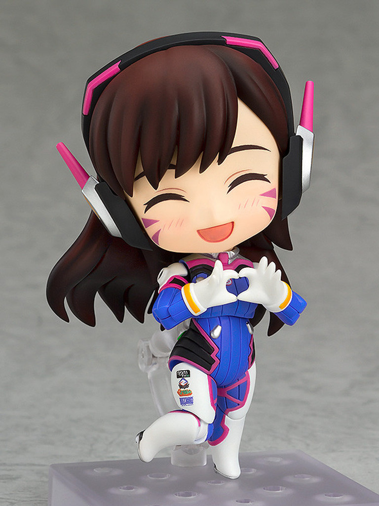Good Smile Nendoroid 847 D.Va: Classic Skin Edition (Overwatch)
