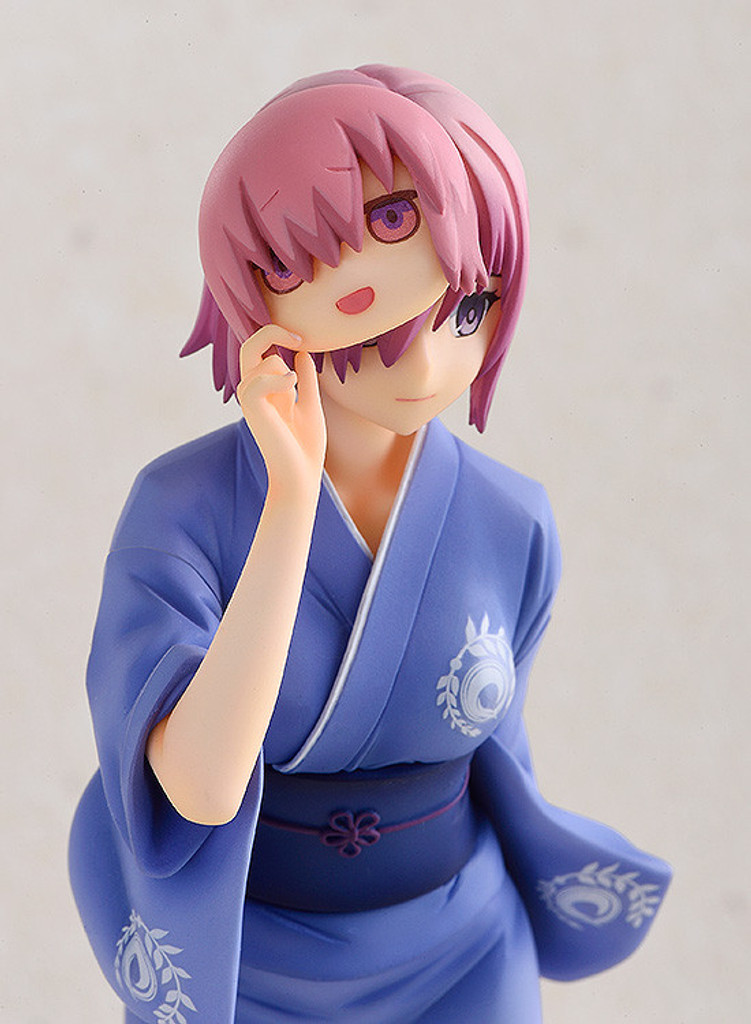 FREEing Shielder/Mash Kyrielight: Yukata Ver. 1/8 Scale Figure (Fate/Grand Order)