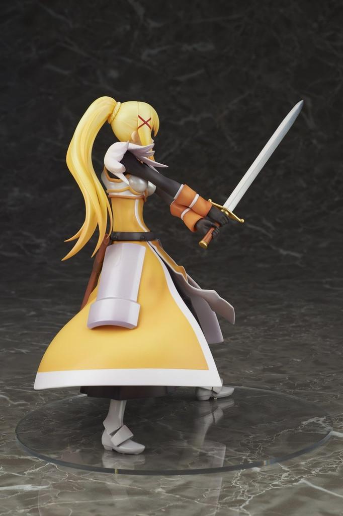 BellFine Darkness 1/8 Scale Figure (Kono Subarashii Sekai ni Shukufuku wo! 2)