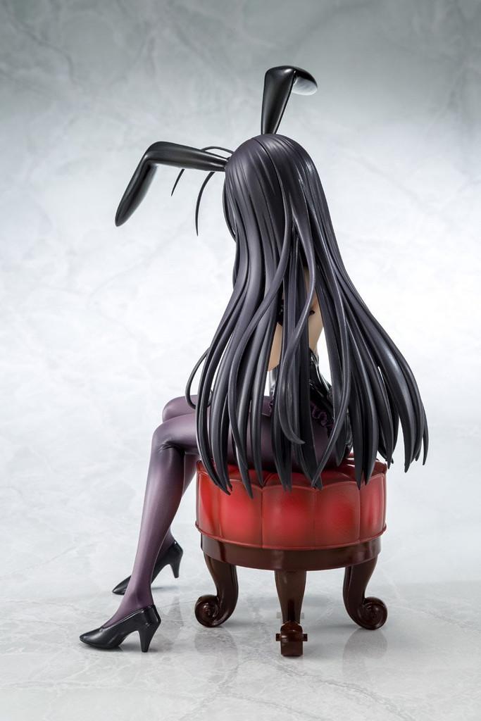 BellFine Kuroyukihime Bunny Ver. 1/7 Scale Figure (Accel World)