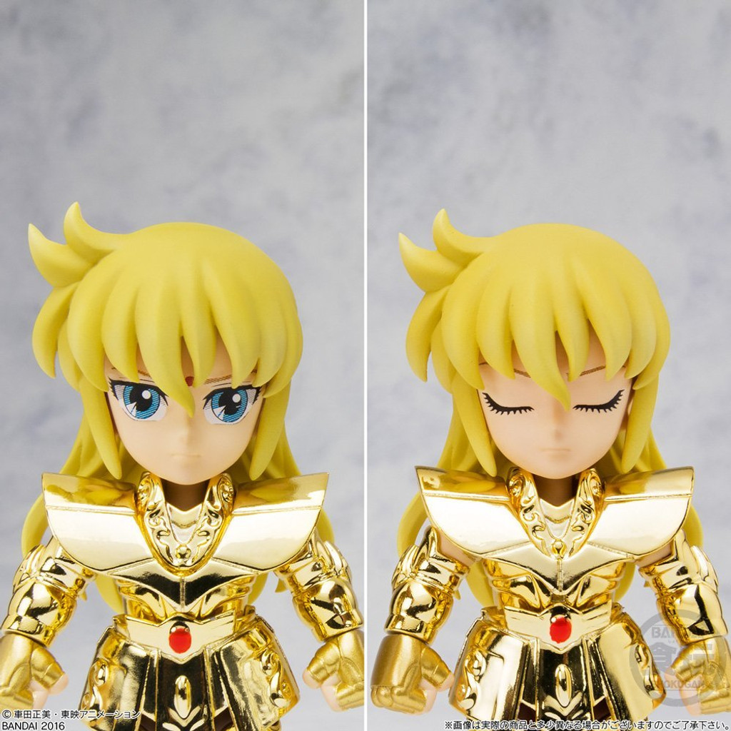 Bandai Candy Saint Seiya Collection Virgo Shaka 4549660097860