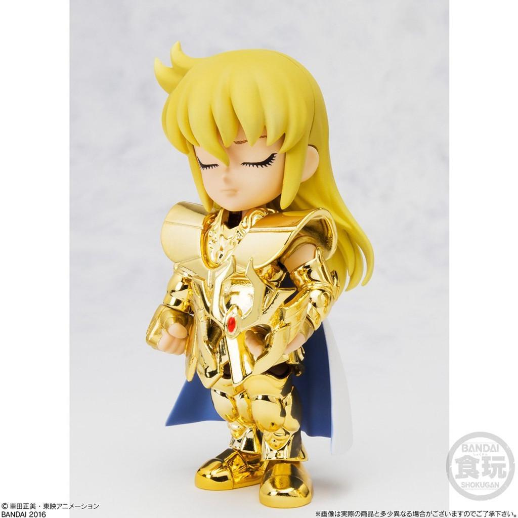 Bandai Candy Saint Seiya Collection Virgo Shaka 4549660097860