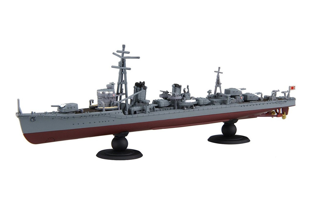 Fujimi FUNE NEXT 011 IJN Kagero Type Destroyer Shiranui/Akigumo 2 Set 1/700 scale kit