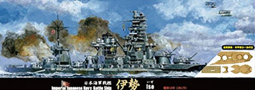 Fujimi TOKU SP96 IJn Battleship Ise 1941 Special Version w/ Wooden deck sticker 1/700 scale kit