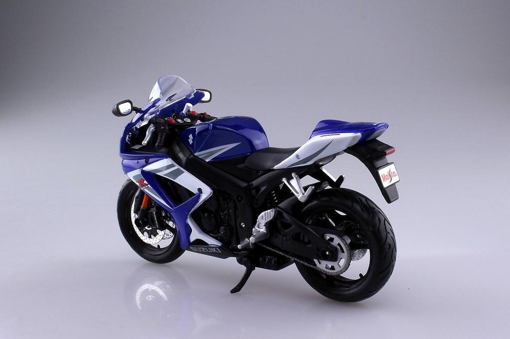Aoshima Skynet 04545 Suzuki GSX-R750 1/12 scale Finished Model