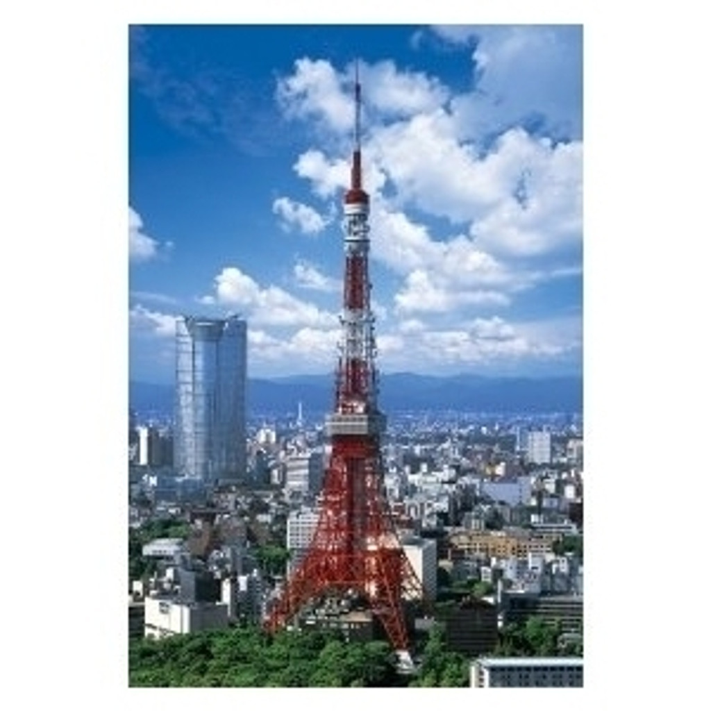 Epoch Jigsaw Puzzle 26-138S Tokyo Tower (300 Pieces)