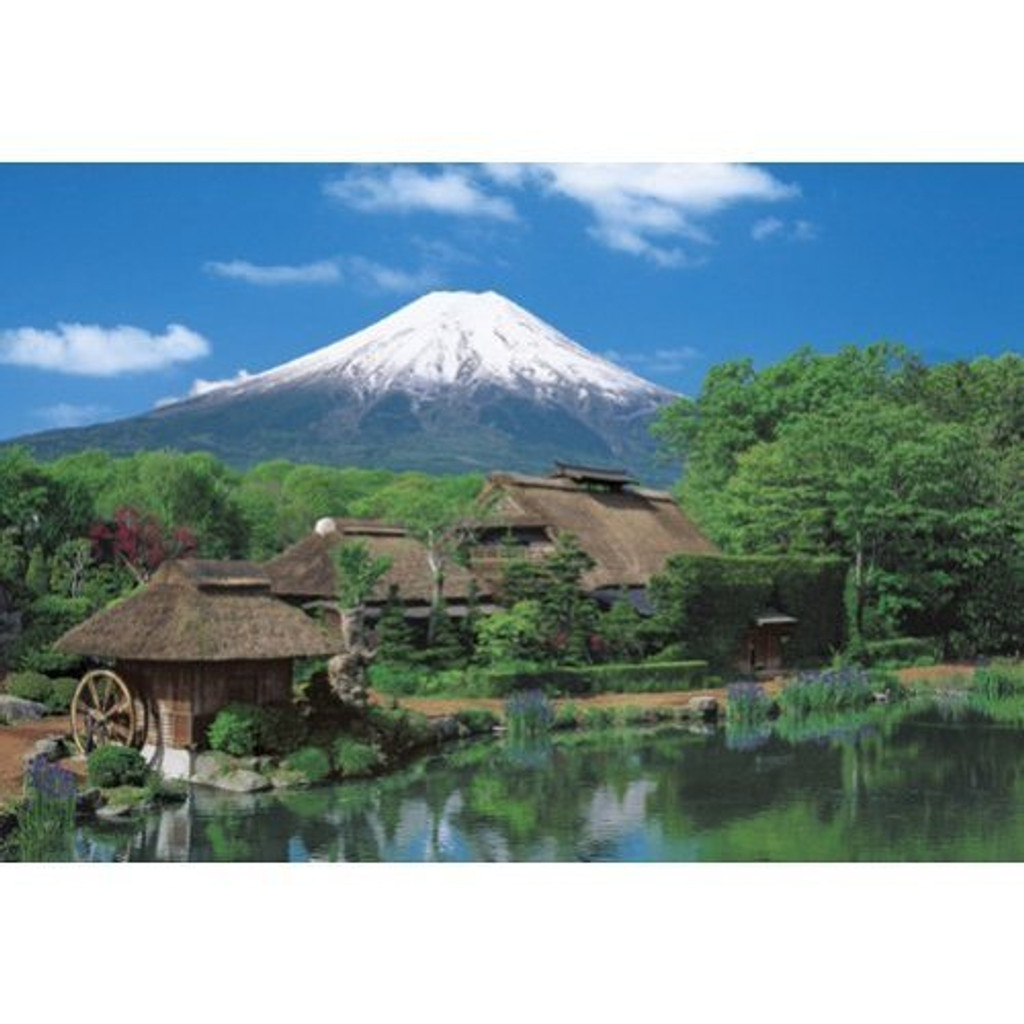 Epoch Jigsaw Puzzle 08-521 Mount Fuji Japan (450 S-Pieces)