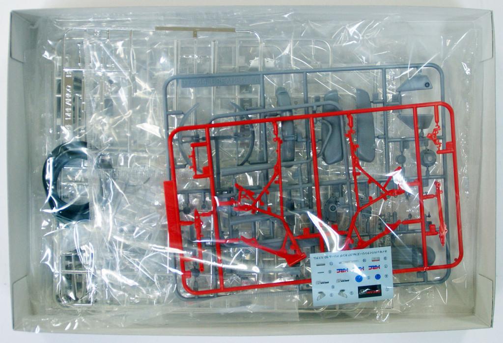 Aoshima Naked Bike 37 45077 Honda Dream 50 Custom 1/12 Scale Kit